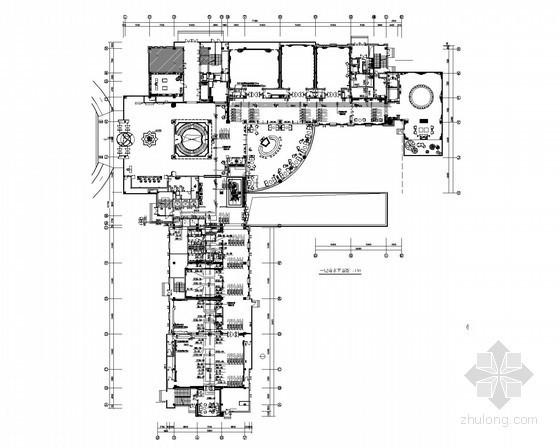 [江苏]五层公寓楼给排水消防施工图(同层排水 直饮水系统)