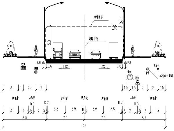 [重庆]江津区工业园道路给水管网工程施工招标图纸