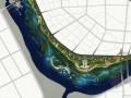 [陕西]城市滨河文化公园景观设计方案