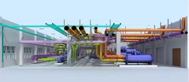 BIM技术在机电管线综合上的应用_1