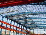 轻钢厂房结构设计