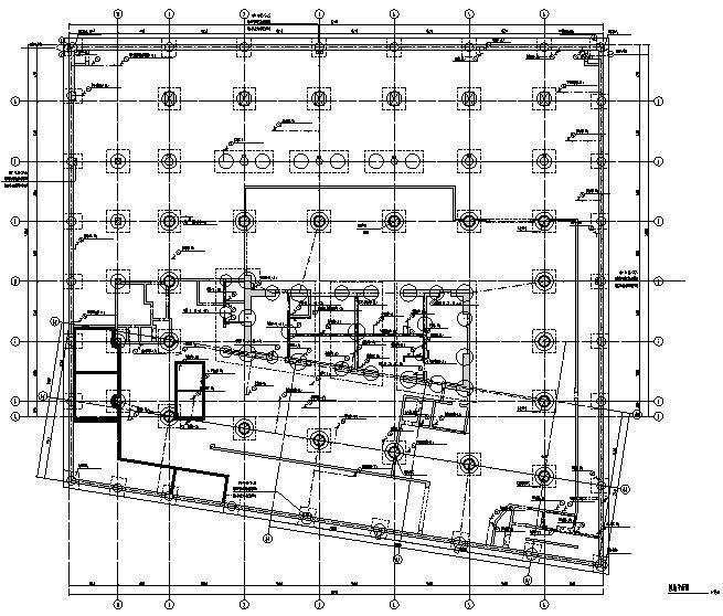 深圳超高层办公及商业综合用房全套施工图