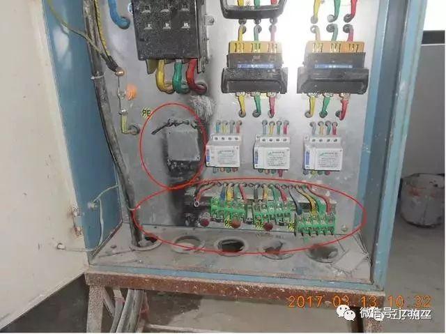 总结的太好了!建筑施工现场临时用电常见隐患、错误做法都在这呢_15
