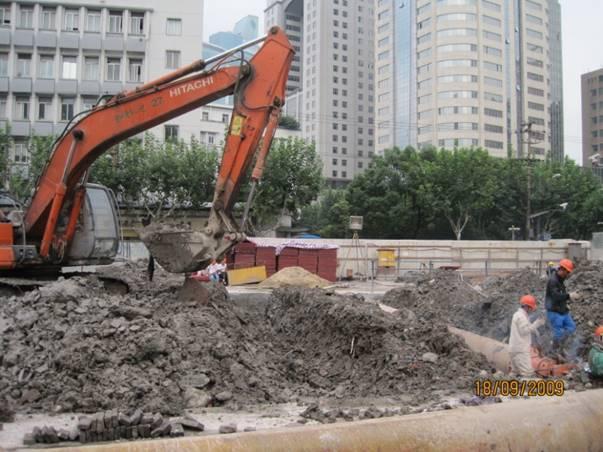 地下建筑基坑围护结构培训讲义
