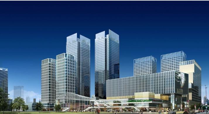 [湖南]万达广场超高层商住楼电气施工图设计