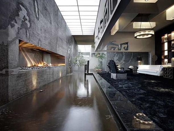 [上海]某大型老年公寓室内装饰概念设计方案