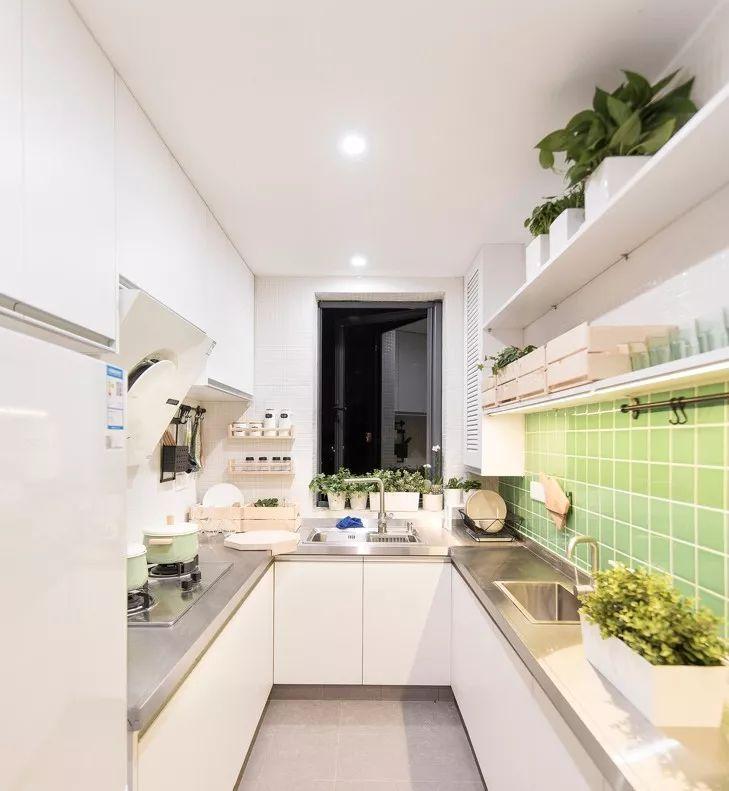 这样设计厨房,美观又实用,果断收藏~_6