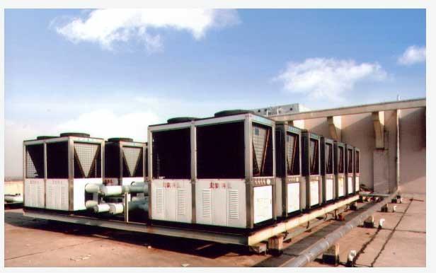 风冷模块空调制冷系统零部件介绍及常见故障