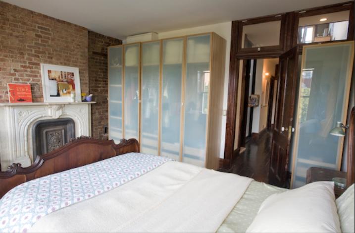 美式二居室复古别墅室内装修实景图