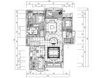 [北京]某住宅装修B1复式户型施工图