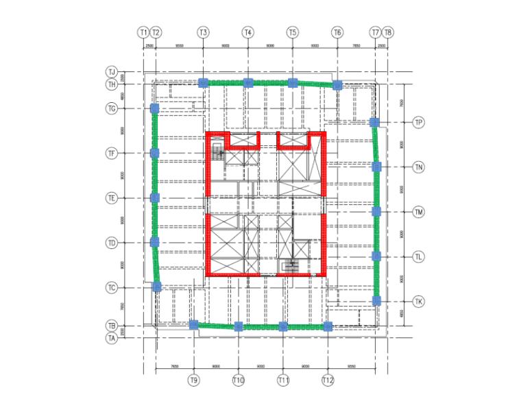 超高层商业建筑结构工程超限设计可行性报告