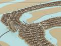 [天津]东丽湖华侨城居住区地产景观概念规划方案(生态岛,河湾别墅)
