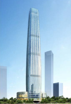 重庆天河国际中心超限高层结构抗震设防专项审查报告(PDF,109页)