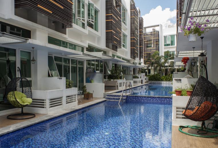 新加坡Cabana住宅区_6