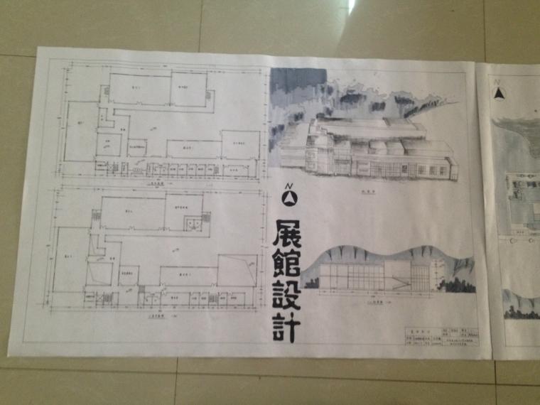 建筑设计-展馆_1