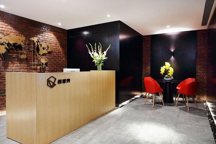 北京自然与设计的融合的办公室-15