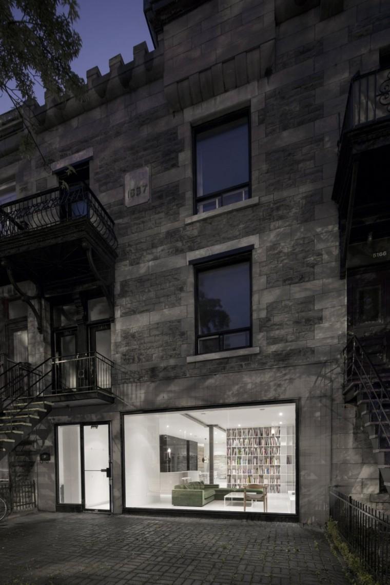 蒙特利尔明亮的公寓_25
