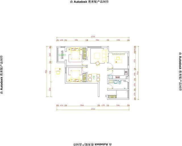 烟台实创装饰-双涛苑101平米装修-现代简约_5