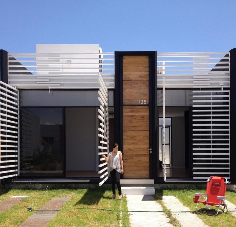 圣地亚哥社区绿色房子_4