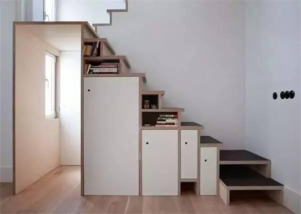 家里再小,都能装个楼梯_16