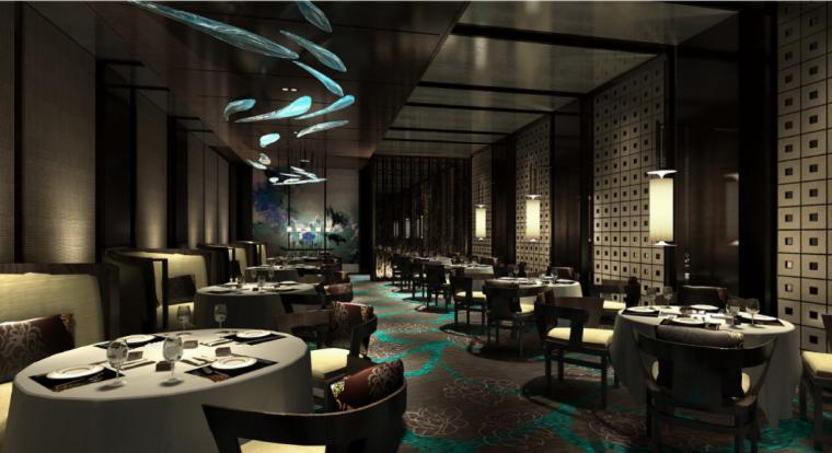 绿地济南高铁酒店室内设计方案(含效果图)_8