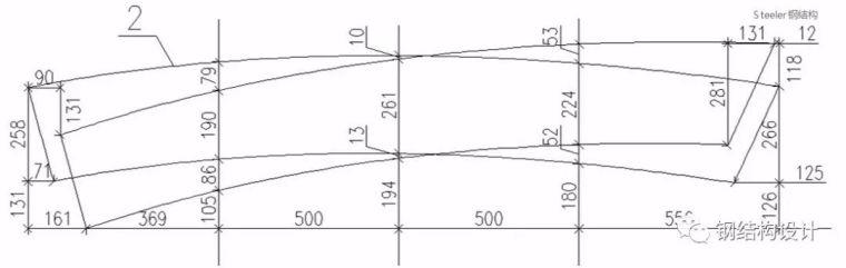 双曲钢构件深化设计和加工制作流程(多图,建议收藏)_36
