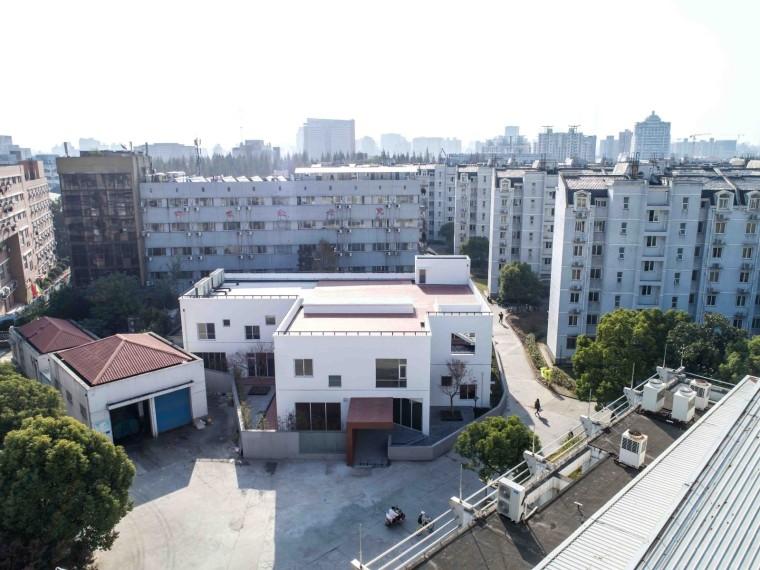 复旦浴室改造亚洲青年交流活动中心-2