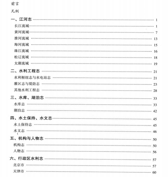 新中国水利志书目提要_1