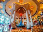 迪拜最贵酒店,一晚19万!房间1000㎡,让我们来看看怎么设计的