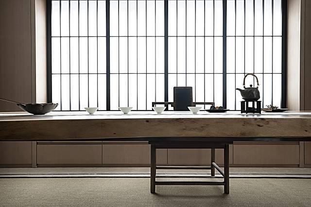 书房+茶室,东方设计的经典搭配