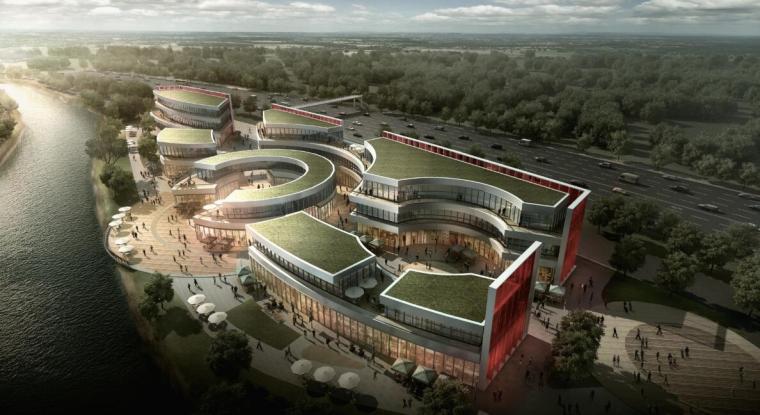 [上海]某村小辣椒北郊广场方案设计PDF78页_1