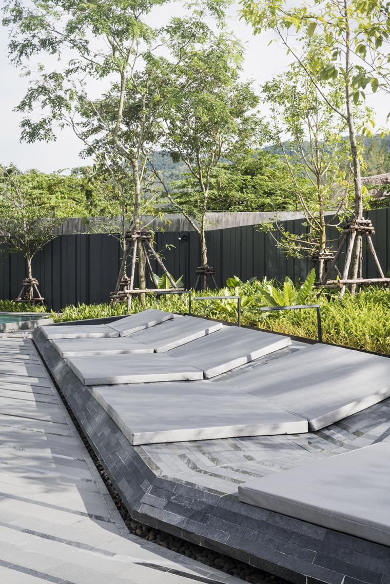 泰国TheDeck公寓景观-7