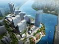 [海口]海岛都市购物休闲中心商业综合体建筑设计方案文本