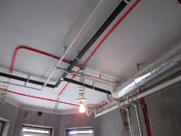 处理好墙面开槽及修补,水电改造一次搞定