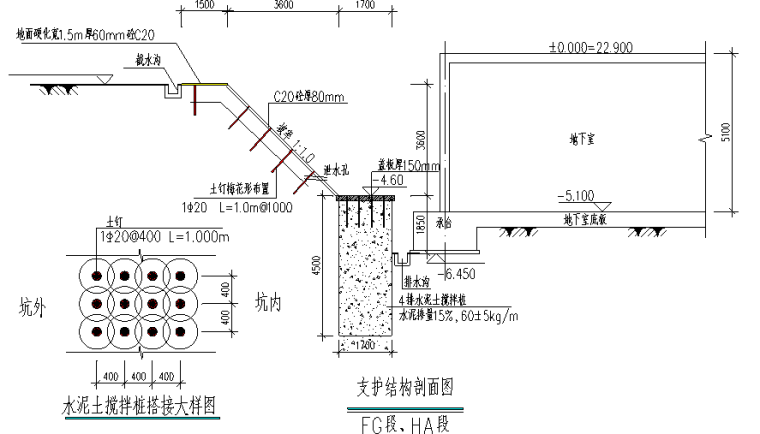 [武汉]综合性群体建筑深基坑工程安全专项施工方案(专家论证版)_3