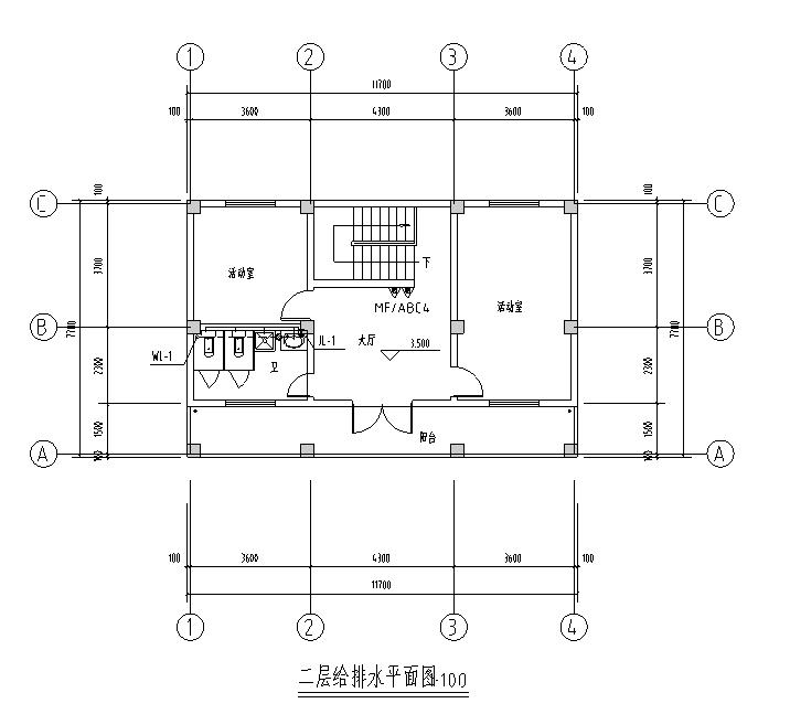 某公用建筑安装工程计算实例_2