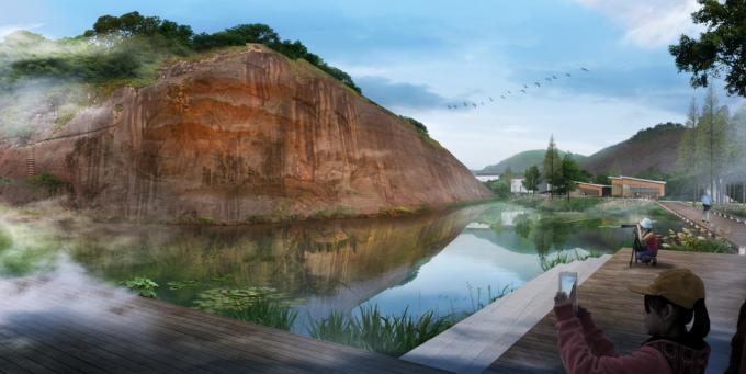 [江西]溪谷山地生态旅游度假公园景观规划设计方案(2017最新)_1