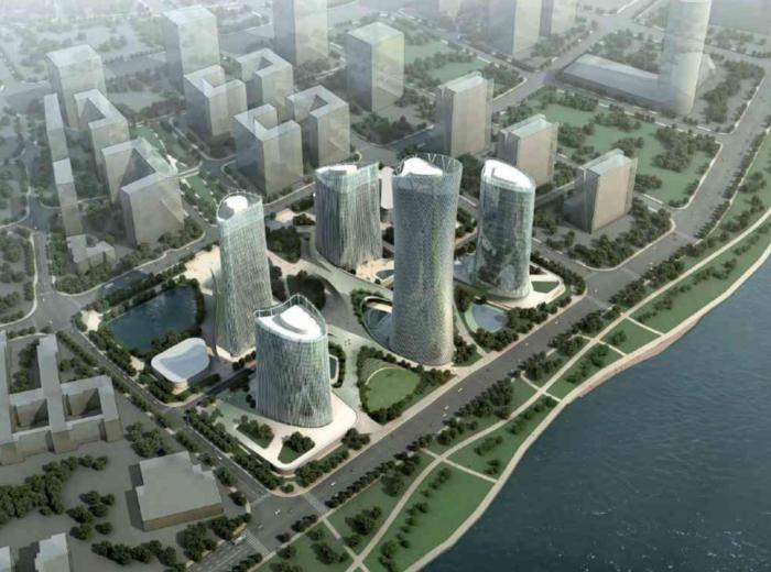 [浙江]超高层办公建筑概念设计方案文本(PDF+104页)