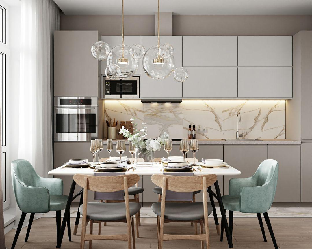 2019流行的花式厨房瓷砖,你都选对了吗?_13