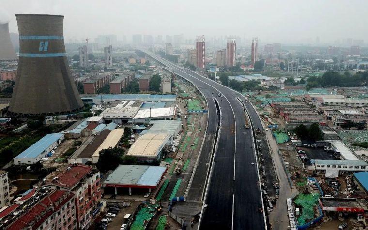 重大进展!济南这条每公里造价4.7亿的东西大道马上通车!_2