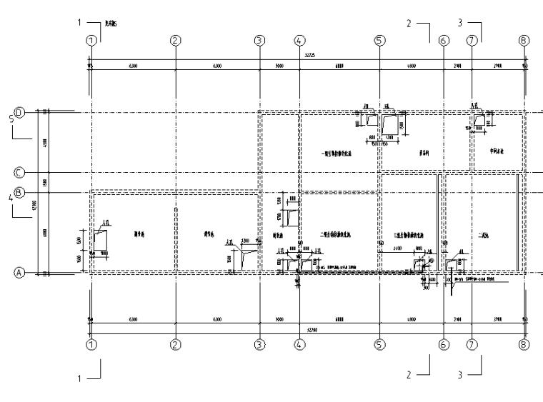 设备平面布置图2