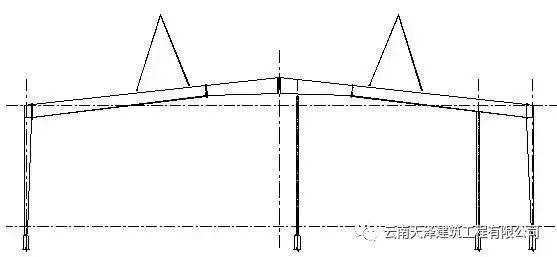 钢结构厂房施工方案_17