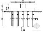 衬砌结构托换群桩基础施工技术