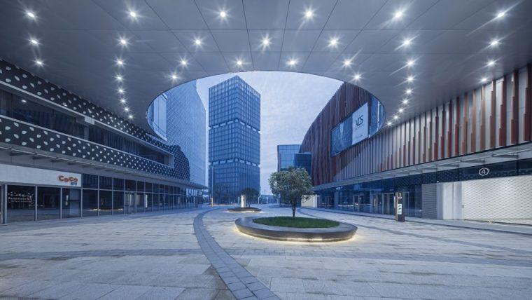 绍兴CTC购物中心设计_7