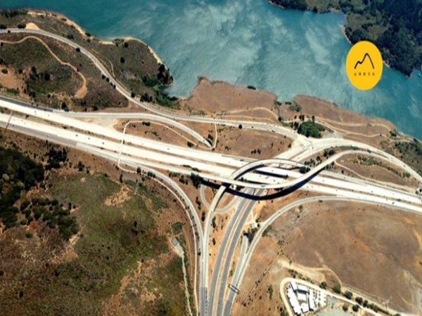 弃渣场设计案例︱以北京山区高速公路为例