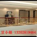 L-554铝艺艺术雕花楼梯
