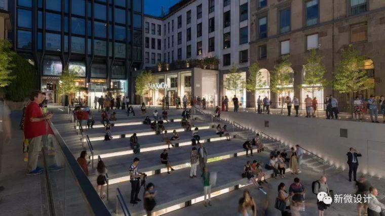 """苹果最新米兰旗舰店设计,被誉为""""欧洲最美苹果店""""_6"""