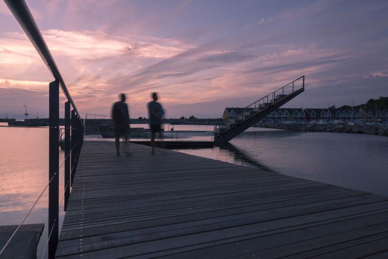 丹麦Hasle海滨浴场-17