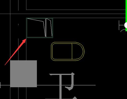 请问下各位卫生间立面这个图块是什么构件啊?