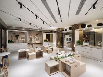 上海为食客提供食生活体验店